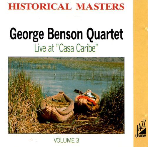 The George Benson Quartet The Borgia Stick