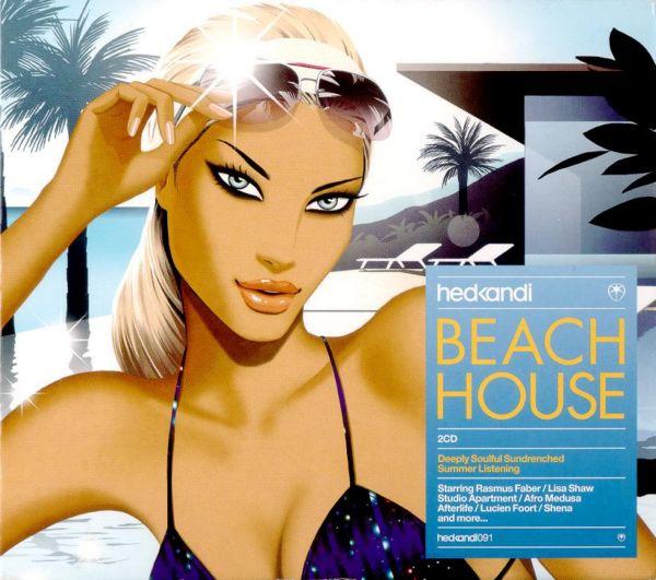 Hed Kandi Beach House 04 04: Beach House 2009 (2009