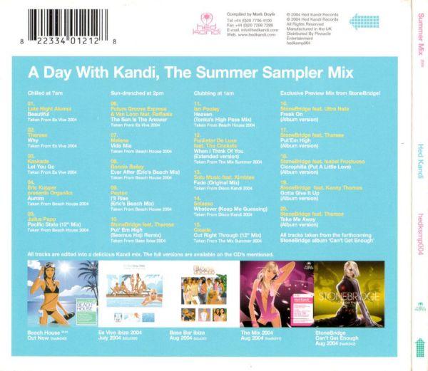 Hed Kandi Beach House 04 04: Summer Mix 2004 (2004