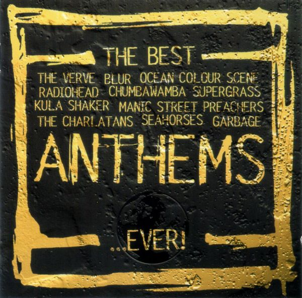 Various Artists The Best Anthems Ever 1997
