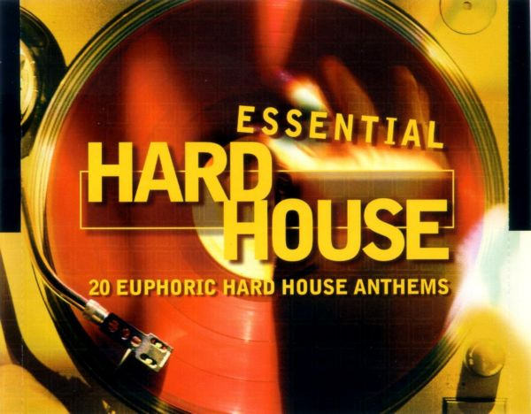 Various - Essential Hard House (Six-Pack)