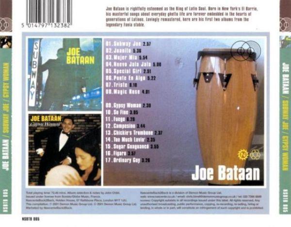 Joe Bataan Special Girl