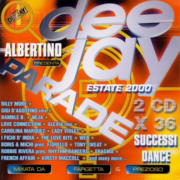 Various - Deejay Parade Volume 1