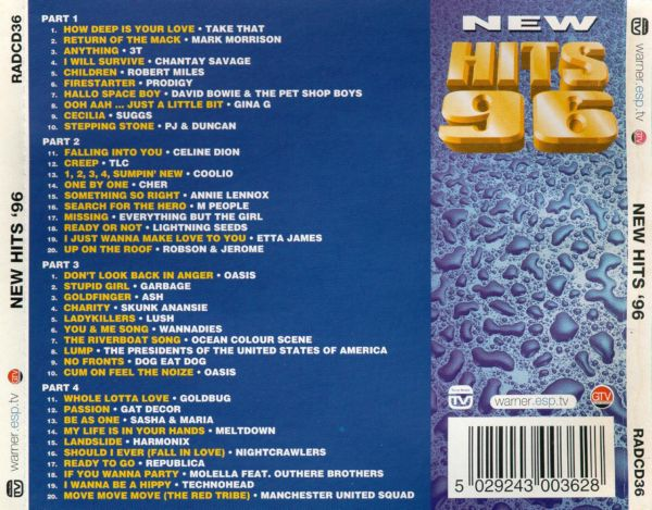 Various Hits Collection '96